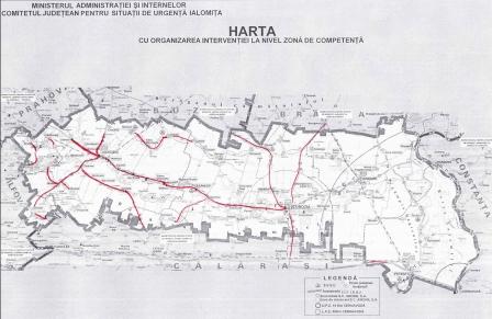 harta-ialomita