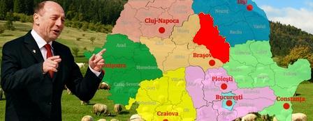 romania pitoneasca1 Romania Pitonească   uşurel cu ţara pe scări! noile judete