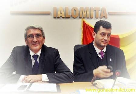 madalin teculescu si gigi petre Proteste Slobozia, ziua 4