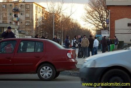piata revolutiei Flacăra revoluţiei s a reaprins şi la Slobozia. După vreo trei ore, s a stins. raed arafat proteste slobozia proteste in ialomita