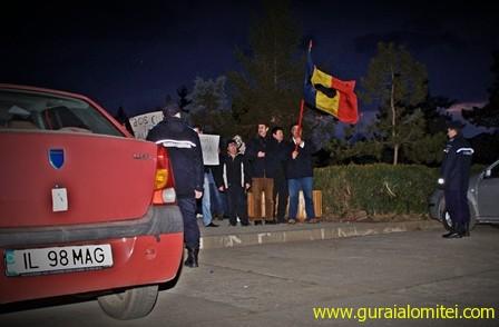 viva la revolucion Proteste Slobozia, ziua 3 proteste sloboyia