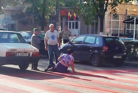 ACCIDENT ZONA ELEGANT SLOBOZIA