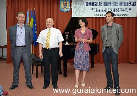 concurs interpretare instrumentala ionel perlea