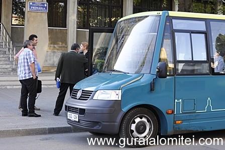 transport public slobozia
