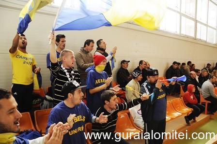 handbal unirea slobozia