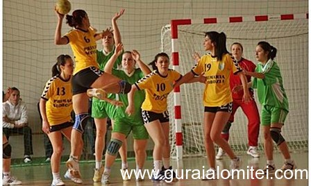 handbal viscol buzau unirea slobozia handbal CSM SLOBOZIA