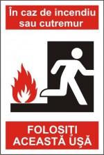 evacuare