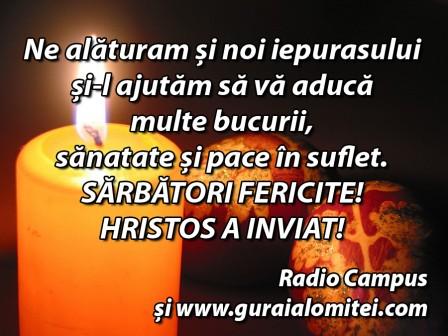 _Radio Campus si GuraIalomitei.Com
