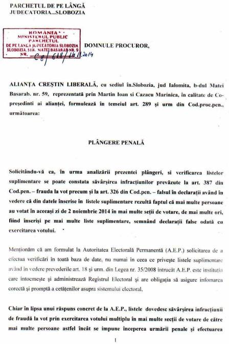PLANGERE PENALA 001