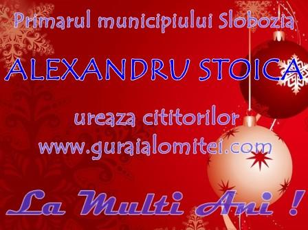alexandru stoica