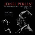 Afis Concurs International Ionel Perlea
